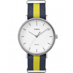 Timex Weekender Mens Fabric Strap Watch TW2P90900