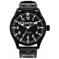 Superdry Mens Aviation Watch SYG151W