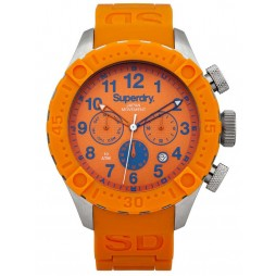 Superdry Mens Scuba Deep Sea Multi Watch SYG142O