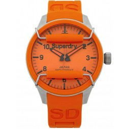 Superdry Mens Scuba Strap Watch SYG109O