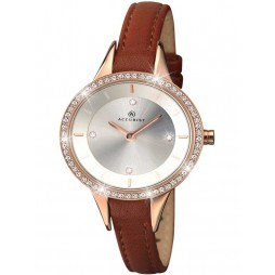 Accurist Ladies London Strap Watch 8043