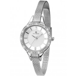 Accurist Ladies London Mesh Bracelet Watch 8003