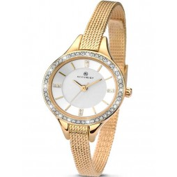Accurist Ladies London Mesh Bracelet Watch 8004