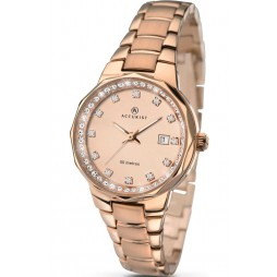 Accurist Ladies London Bracelet Watch 8017