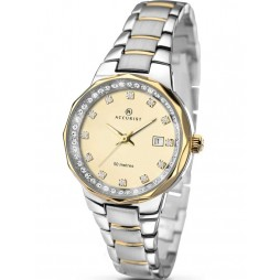 Accurist Ladies London Bracelet Watch 8016