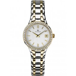 Accurist Ladies Two Colour Bracelet Watch 8177