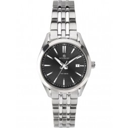 Accurist Ladies Signature Black Dial Watch 8223