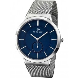 Accurist Mens London Bracelet Watch 7014