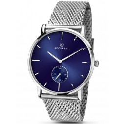 Accurist Mens Mesh Bracelet Watch 7126