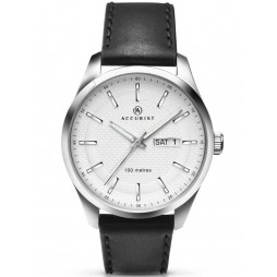 Accurist Mens Strap Watch 7135