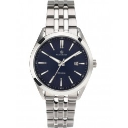 Accurist Mens Signature Dark Blue Watch 7220