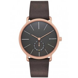 Skagen Mens Hagen Strap Watch SKW6213