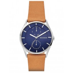 Skagen Holst Tan Strap Watch SKW6369
