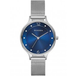 Skagen Ladies Anita Steel Mesh Bracelet Watch SKW2307