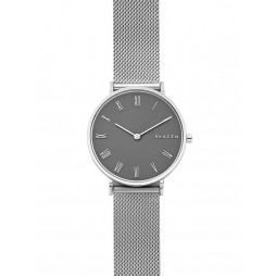 Skagen Ladies Hald Silver Mesh Watch SKW2677