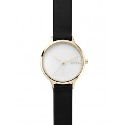 Skagen Anita Ladies White Stone Dial Watch SKW2671