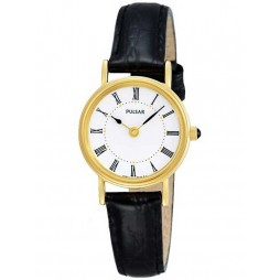 Pulsar Ladies Classic Strap Watch PTA512X1