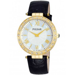 Pulsar Ladies Dress Strap Watch PM2108X1