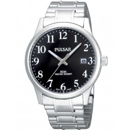 Pulsar Mens Bracelet Watch PS9017X1