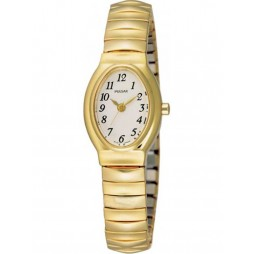 Pulsar Ladies Expandable Bracelet Watch PRS586X1