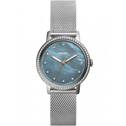 Fossil Ladies Neely Mesh Bracelet Watch ES4313