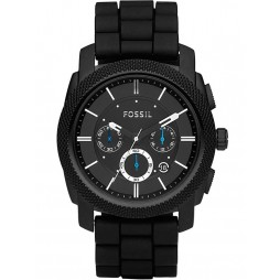 Fossil Mens Machine Watch FS4487
