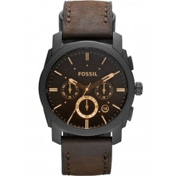 Fossil Machine Chronograph Strap Watch FS4656