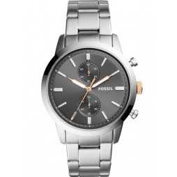 Fossil Mens Townsman Bracelet Watch FS5407