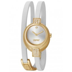 Esprit Ladies White Wrap Watch ES105662003