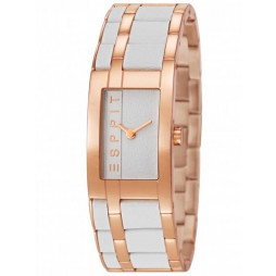 Esprit Ladies Rose Gold Plated Bracelet Watch ES105402006