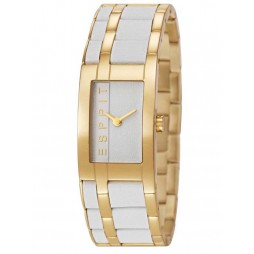 Esprit Ladies Gold Plated Bracelet Watch ES105402004