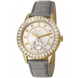 Esprit Ladies Seren Gold Plated Strap Watch ES107422006
