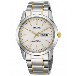 Pulsar Mens Bracelet Watch PJ6023X1