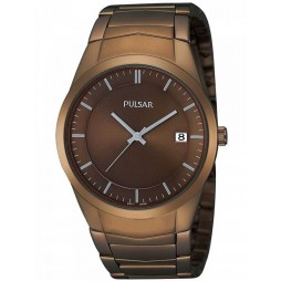 Pulsar Mens Bracelet Watch PS9155X1