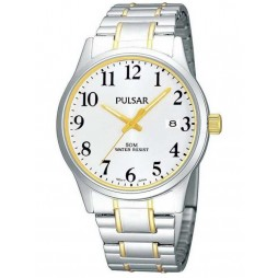 Pulsar Mens Bracelet Watch PS9019X1