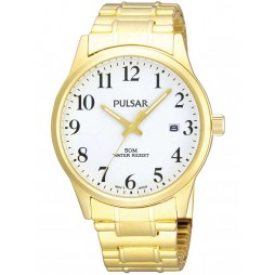 Pulsar Mens Bracelet Watch PS9014X1