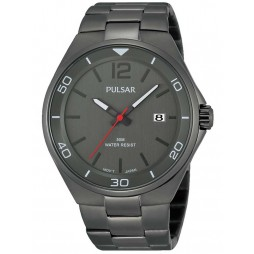Pulsar Mens Grey Watch PS9327X1