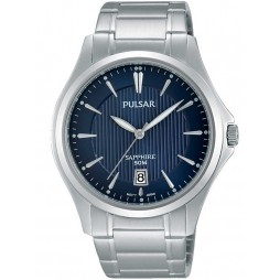 Pulsar Mens Navy Watch PS9385X1
