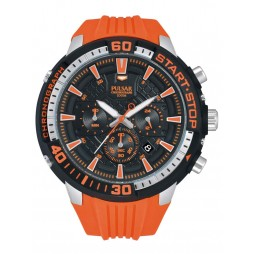Pulsar Mens Sport Chronograph Strap Watch PT3511X1