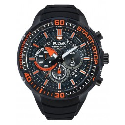 Pulsar Mens Sport Chronograph Watch PT3555X1