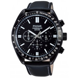 Pulsar Mens Sport Chronograph Watch PT3615X1