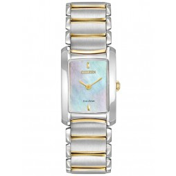 Citizen Ladies Eco-Drive Watch EG2974-52D