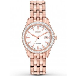 Citizen Ladies Eco Drive Bracelet Watch EW1903-52A