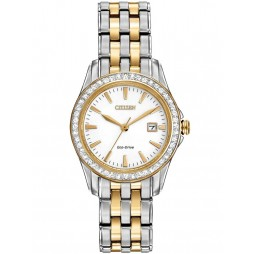 Citizen Ladies Eco Drive Bracelet Watch EW1908-59A