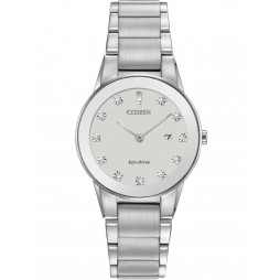 Citizen Ladies Eco-Drive Axiom Diamond Watch GA1050-51B