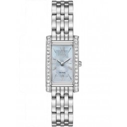 Citizen Ladies Eco-Drive Silhouette Crystal Watch EX1470-60D