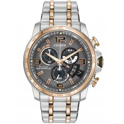 Citizen Mens Radio Controlled Alarm Watch BY0106-55H