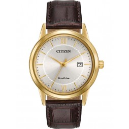 Citizen Men's Eco-Drive Strap Watch AW1232-04A