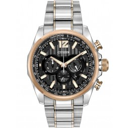 Citizen Mens Shadowhawk Watch CA4176-55E
