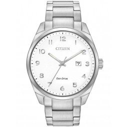 Citizen Mens Eco-Drive Dress Watch BM7320-87B